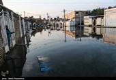 اهالی کوت عبدالله در سیل بیتدبیری گرفتار شدند / مسئولان خوزستانی کجایند؟ + فیلم