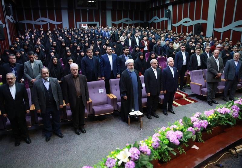 حسن روحانی , دولت دوازدهم جمهوری اسلامی ایران , روز دانشجو | ١٦ آذر ,
