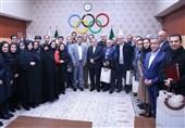 نشست هماندیشی روسای انجمنهای ورزشی با صالحی امیری