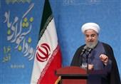 روحانی: برجام نه مقدس است و نه لعنتی/ تحریمکنندگان انتخابات دلسوز مردم نیستند