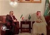 ایران؛ ادارہ حج و زیارت کے سربراہ کی سعودی وزیر سے ملاقات، اہم معاہدوں پر دستخط