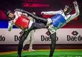 صعود هادیپور و مردانی در جدیدترین رنکینگ المپیکی تکواندو