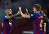 مذاکره نمایندگان بارسلونا و اینتر در شهر میلان برای داد و ستد بازیکن