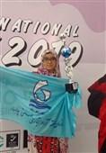 فتاة ایرانیة تفوز ببطولة العالم للحساب الذهنی فی کمبودیا