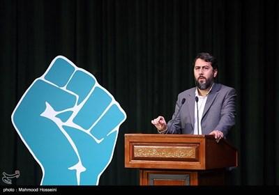 سخنرانی جلیلی در دانشگاه شهید بهشتی