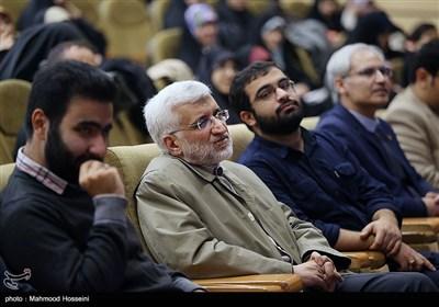 سعید جلیلی در مراسم روز دانشجو در دانشگاه شهید بهشتی