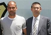 بارتومئو: گواردیولا هر وقت بخواهد میتواند به بارسلونا برگردد/ ایتالیاییها و انگلیسیها شانسی برای خرید مسی ندارند