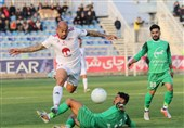 لیگ برتر فوتبال| پیروزی تیم دوم زنوزی مقابل تیم اول او/ تراکتور بدون دنیزلی هم باخت