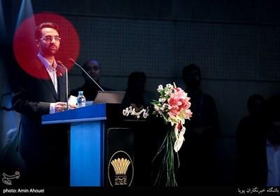 سخنرانی محمدجواد آذریجهرمی وزیر ارتباطات در سومین همایش و نمایشگاه تهران هوشمند