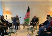 Iran's Zarif, Afghan President Discuss Peace Efforts
