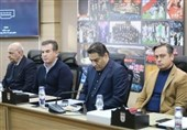 برگزاری نشست ستاد المپیک با حضور صالحیامیری و تاج