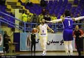 لیگ برتر بسکتبال| شهرآورد خوزستان با شکست قهرمان سابق لیگ + تصاویر