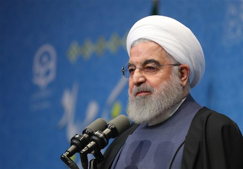 روحانی: مصرف بنزین 20 میلیون لیتر کاهش یافته است