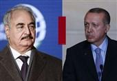 لیبی تهدید «حفتر» به غرق کردن کشتیهای ترکیه/ اظهارات السیسی درباره حل سیاسی بحران لیبی