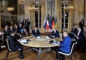 واکنش مقامات روس به اظهارات رئیس جمهوری اوکراین