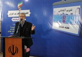 Larijani Hails Iranians' Success in Breaking Enemy's Resolve