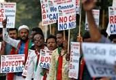 اعتراض مسلمانان هند به تصویب لایحه تبعیض مذهبی