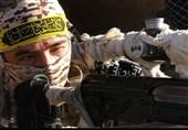 آموزشهای سخت رزمندگان فاطمیون در سوریه+فیلم