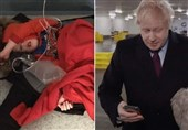 British PM Refuses to Look at Picture of Sick Boy on Hospital Floor (+Video)