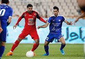 لیگ برتر فوتبال| پرسپولیس و گلگهر با تساوی راهی رختکن شدند