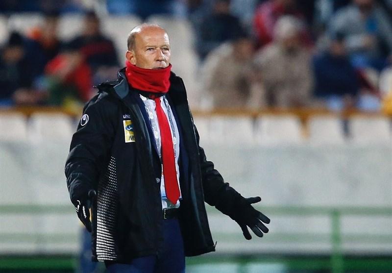 کالدرون: بیرانوند دروازهبان شماره یک پرسپولیس و تیم ملی است / او از نیمفصل دوم میتواند در تمرینات شرکت کند