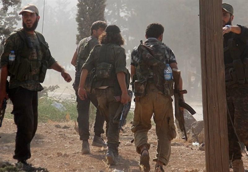 سوریه| انتقال کپسولهای گاز کلر توسط تروریستها به ادلب