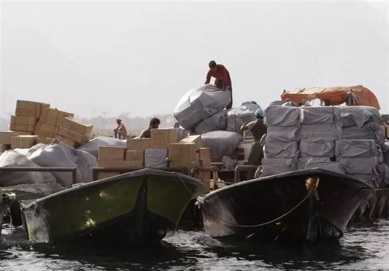 200 میلیارد ریال انواع کالای قاچاق در ساحل خلیج فارس استان بوشهر کشف شد