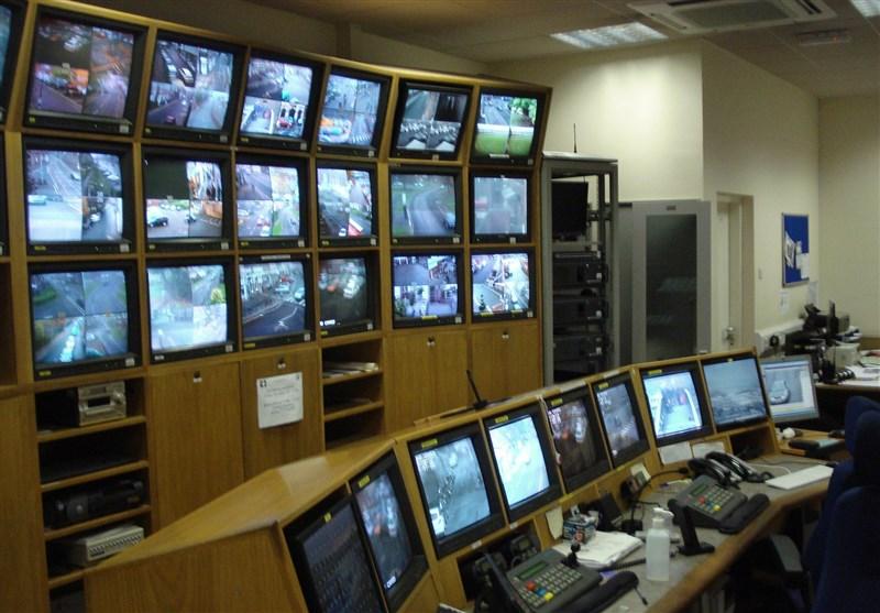 نظارت بر شهروندان با ۷۰ میلیون دوربین مداربسته در آمریکا+تصاویر,