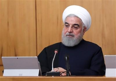 روحانی: شرکت در انتخابات یکی از راههای ایستادن در برابر آمریکاست