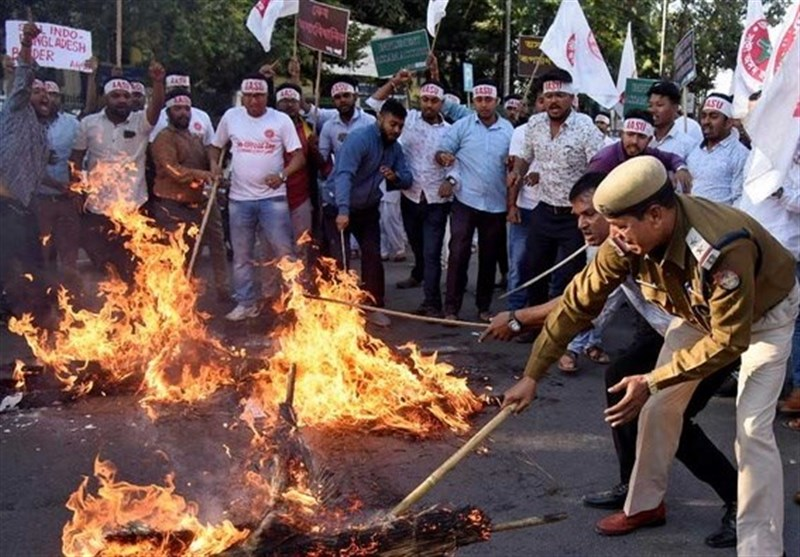 Protests Flare as India's Parliament Set to Vote on Citizenship Bill
