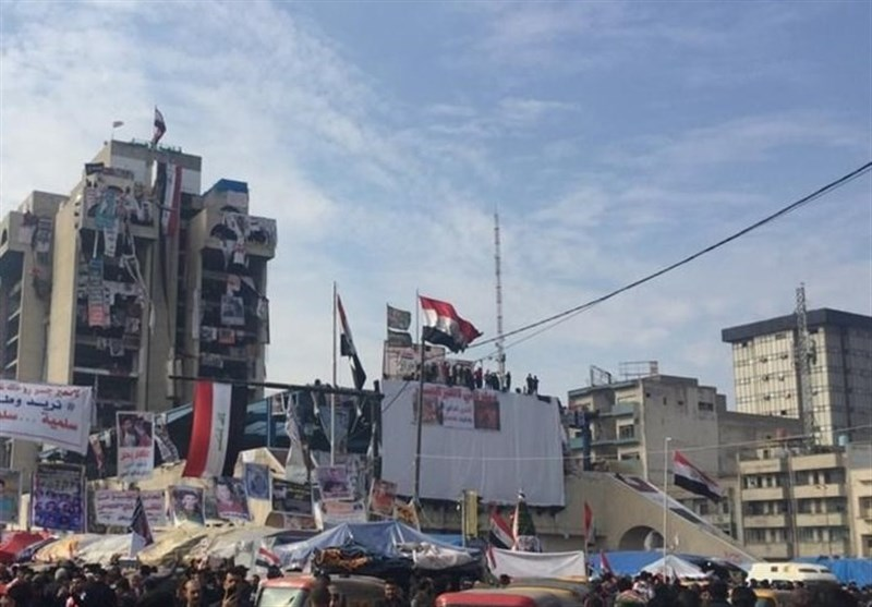 عراق| مهگرفتگی شدید در بغداد؛ هشدار درباره سوء استفاده داعش +تصاویر