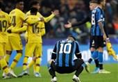 ضرر مالی قابل توجه باشگاه اینتر به دلیل حذف از لیگ قهرمانان اروپا