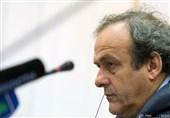 فیفا از پلاتینی 2 میلیون فرانک میخواهد