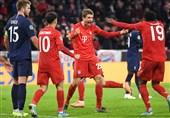 لیگ قهرمانان اروپا| اتلتیکو مادرید آخرین مسافر مرحله یک هشتم نهایی شد/ تیم مورینیو در بازی تشریفاتی به بایرن مونیخ باخت