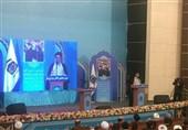اجلاس سراسری نماز با قرائت پیام رهبر معظم انقلاب در گلستان آغاز شد