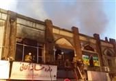 دلیل آتشسوزی مغازههای نزدیک پلاسکو چه بود؟