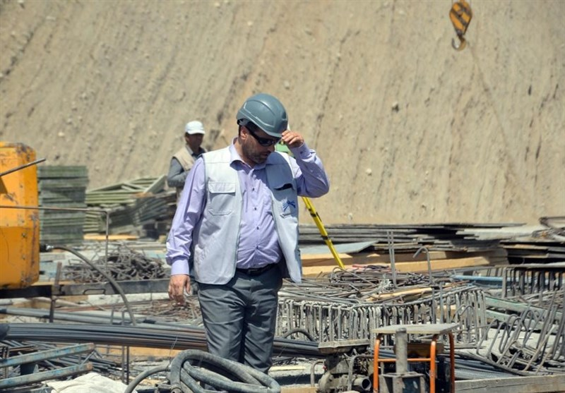 بهرهبرداری آزمایشی از قطعه یک آزادراه تهران-شمال تا 40 روز آینده