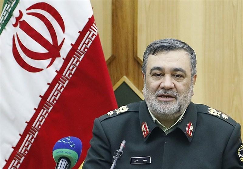 سردار اشتری: از نظر بودجه در فشار هستیم / اعتبارات نیروی انتظامی کفاف کارها را نمیکند