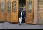 حضور سفیر یمن در ایران در حرم حضرت معصومه(س)+تصاویر