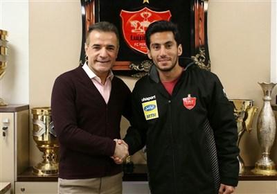 Persepolis Defender Shiri Extends Contract - Sports news