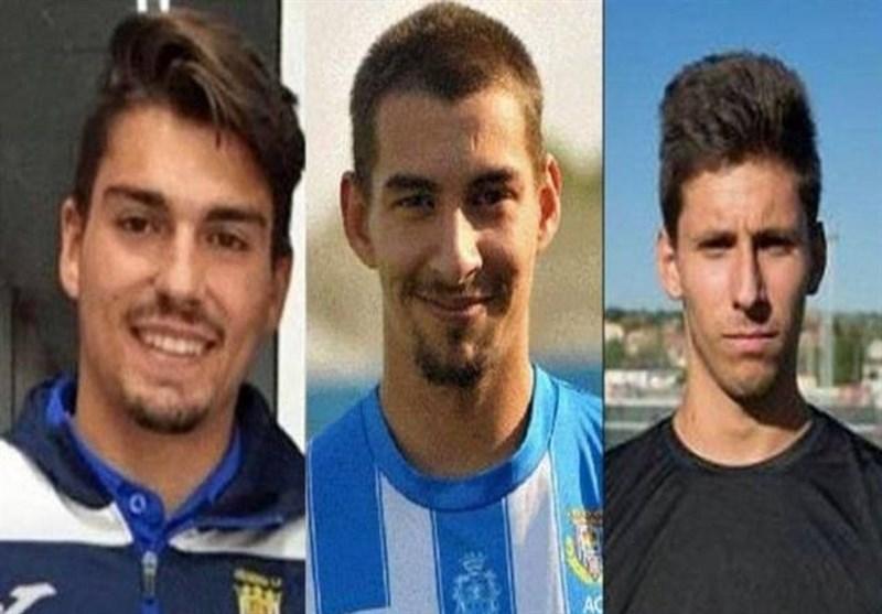 38 سال حبس برای 3 فوتبالیست اسپانیایی به جرم تعرض