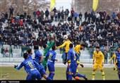 لیگ دسته اول فوتبال| آبیهای خوزستانی جای بادران را در جدول گرفتند/ فاصله یک امتیازی علم و ادب با سقوط