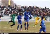 لیگ دسته اول فوتبال| پیروزی پرگل استقلال خوزستان مقابل شهرداری تبریز