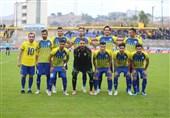 بازیکنان نفت مسجدسلیمان چک باشگاه را پس دادند