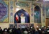 امام جمعه خرمآباد: به وعدههای اروپا و آمریکا نباید اعتماد کرد / دولت مراقب حیلههای شیطان بزرگ باشد