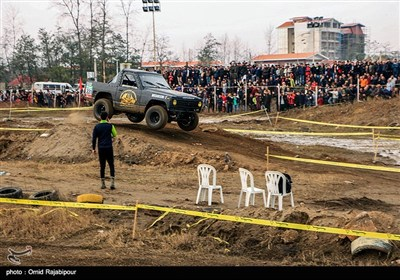 Iran's Gilan Province Hosts Off-Road Racing Competition