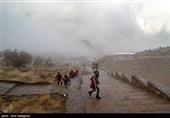 اخبار هواشناسی 98/09/27|نیمه شرقی کشور بارانی میشود/ کنار رودخانههای فصلی و مسیلها توقف نکنید
