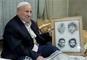 پدر شهیدان محسن، مجتبی و محمدرضا عربسرخی درگذشت
