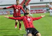لیگ برتر فوتبال  پیروزی تراکتور مقابل شهر خودرو در نیمه نخست