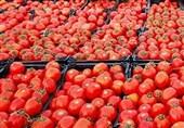 ایران سے ٹماٹر کی درآمد شروع / ٹماٹر سے لدے 8 ٹرک تفتان پہنچ گئے